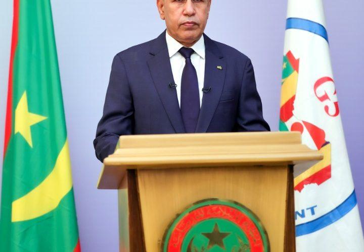 Le Président de la République: «Notre profonde ambition est pour un Sahel en paix avec lui-même et facteur de paix et de stabilité pour son voisinage et pour le monde»