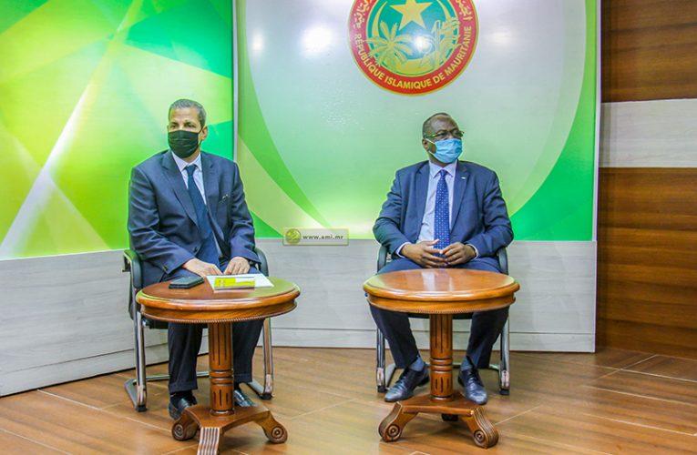 Des membres du gouvernement commentent les résultats du conseil des ministres: