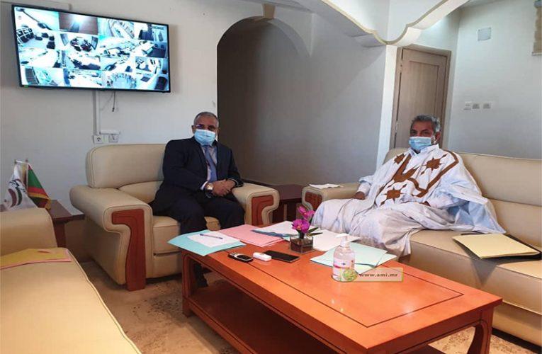 Nouadhibou: Discuter des mécanismes d'activation du développement local