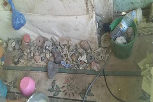 Les artisanes de la pierre ornementale à Zouerate contribuent à l'impulsion du développement