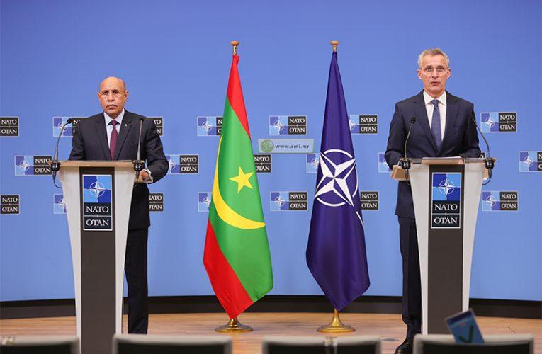 Les questions de la sécurité, de la stabilité et de l'annulation de la dette au centre de la visite du Président de la République à Bruxelles'